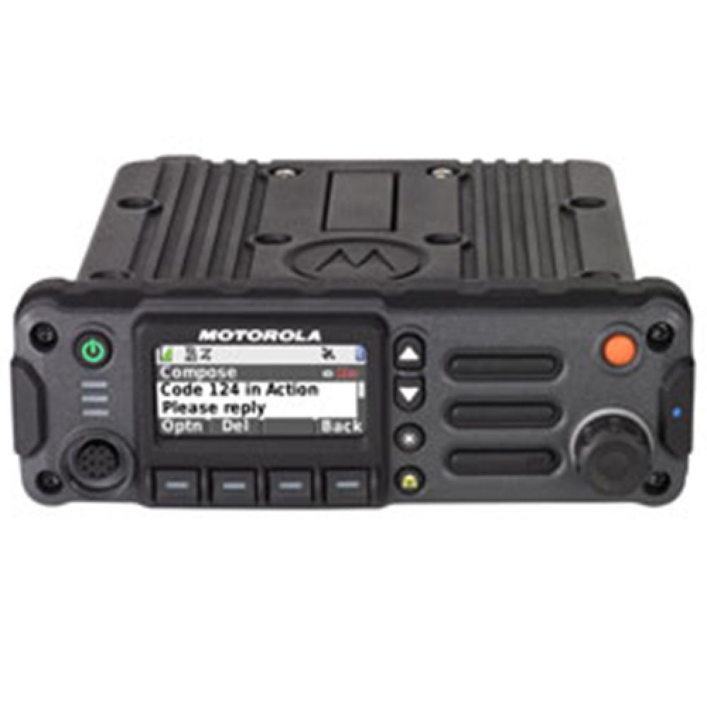 Motorola Solutions APX2500 Black Portable P25 Radio