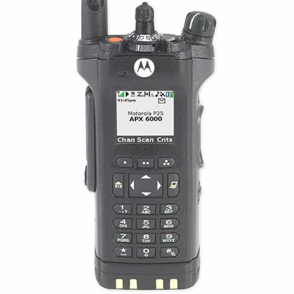 motorola-solutions-APX 6000 P25